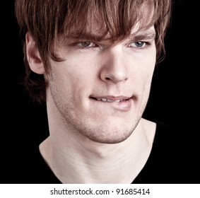 Their it guys when what mean lip bite does Why Women