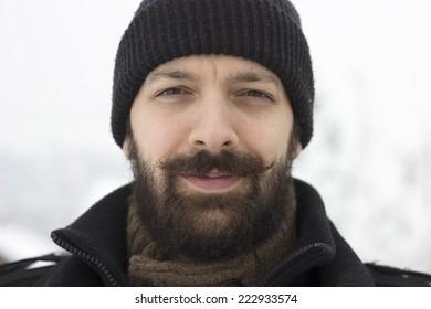 ab778ac0e04 Portrait Young Orthodox Hasdim Jewish Man Stock Photo (Edit Now ...
