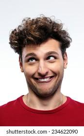 Goofy Man Images, Stock Photos & Vectors   Shutterstock