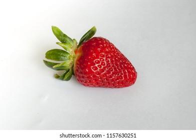 Portraits of strawberry