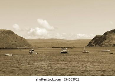 Portree - Isle of Skye - Scotland