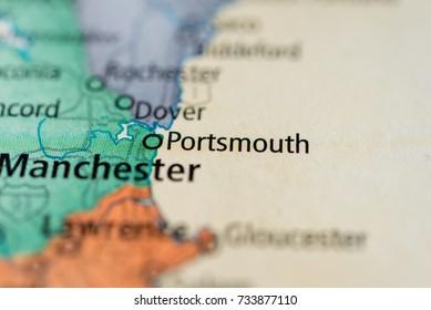 Portsmouth, New Hampshire.