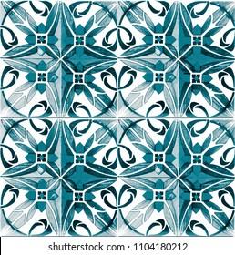 portugal azulejo tiles wall