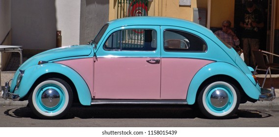 Volkswagen Beetle Images Stock Photos Vectors Shutterstock