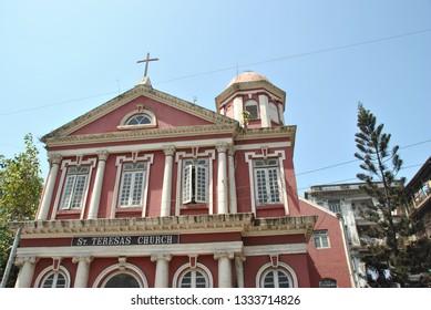 Portugese church in Mumbai