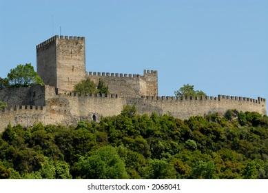 portuguese ancient castle