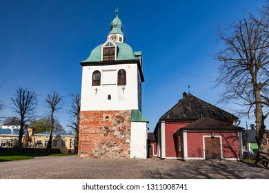 Porvoo cathedral is a cathedral of the Evangelical Lutheran Church of Finland in Porvoo, Finland. It was built in the 15th century