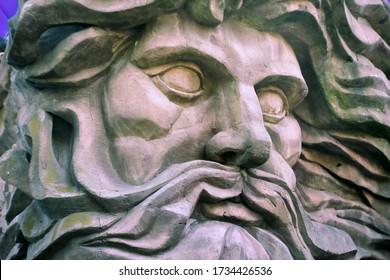Poseidon is the god of the sea