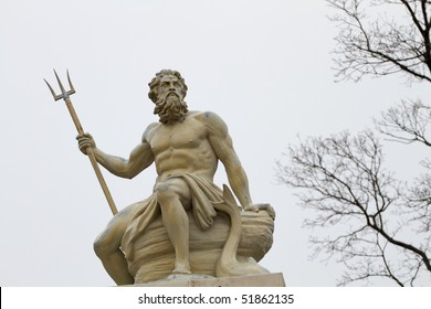 Poseidon was a major civic god of several cities and god of the seas.