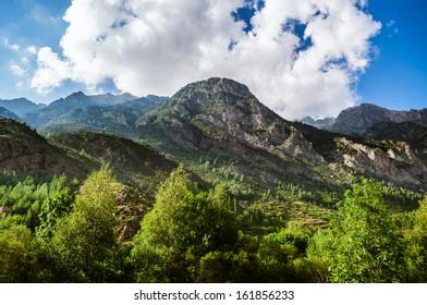 Posets-Maladeta Natural Park, Benasque Valley