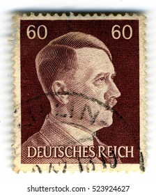 postage stamps with adolf hitler