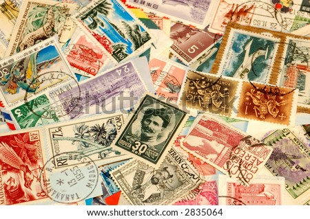 Dating postage stamps