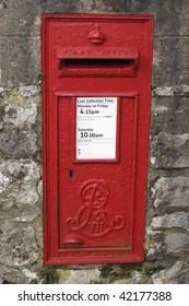 Postbox, Edward VII, rare