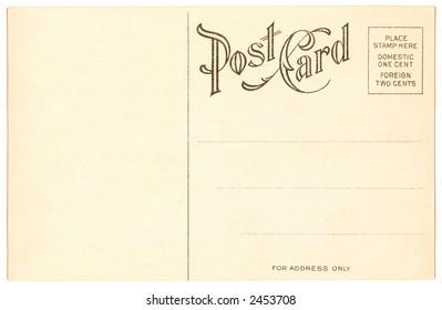 Postcard 1904