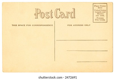 Postcard 1906