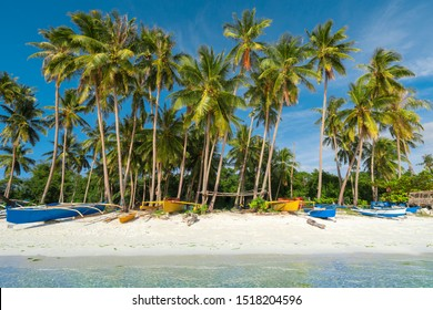postcard beach, paliton beach in Siquijor Island Philippines