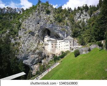 Postojna Predjama castle, Slovenija