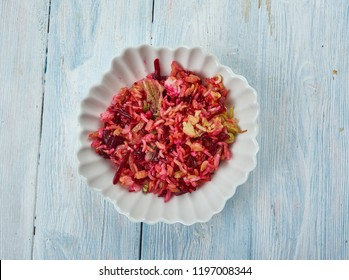 Pot Beetroot Pulao,  Beetroot rice recipe made in pulao style