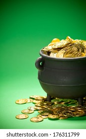 Pot Of Gold: St. Patrick's Day Treasure