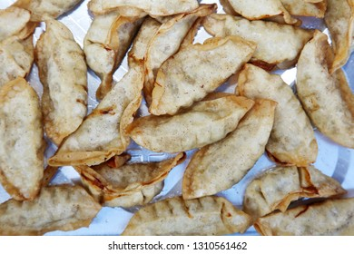 pot stickers. Chinese pot stickers. dim sum pot stickers for lunch or a snack.