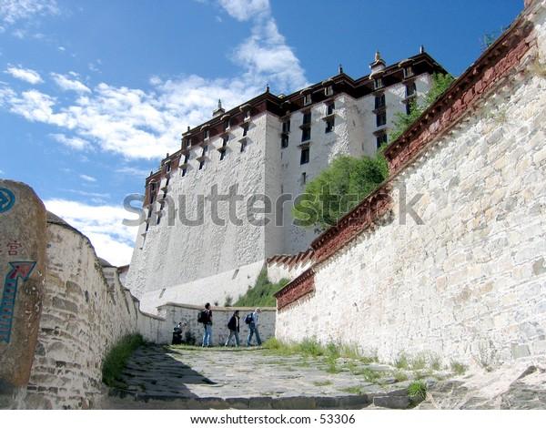 The Potala, Tibet