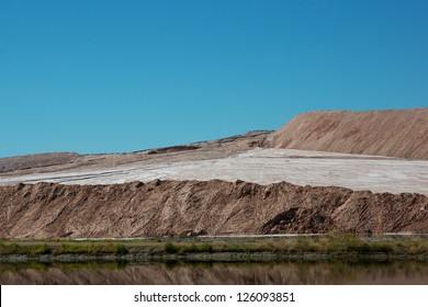 Potash Tailing Hill