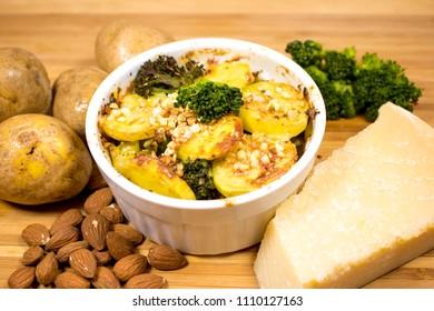 Potato Casserole round
