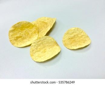 Potato Chips and crispy snack