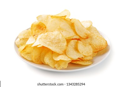 Potato chips. Junk food.