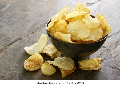 potato crisp chips
