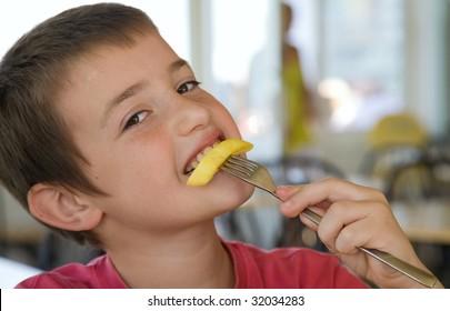 potato eater