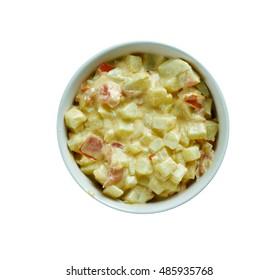 Potato kurma - Quick Indian Potato Curry