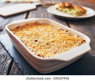 Potato pie - Gateau