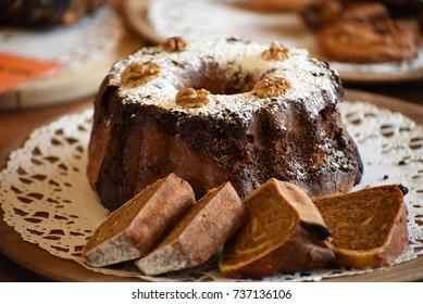 Potica Traditional Slovenian Easter Cake