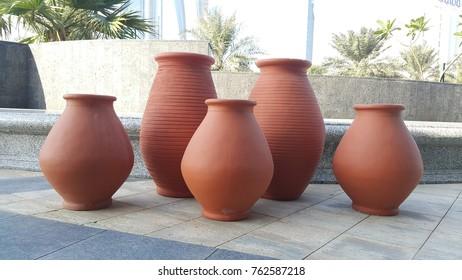 pots, jar, decorations