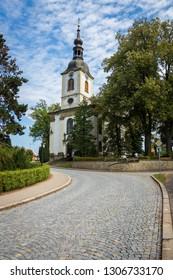 Potstejn Castle in the Czech Republic