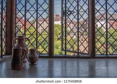 Pottery on the Windowsill