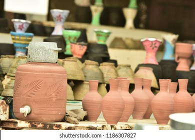 Pottery Pots Collection
