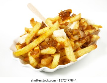 Pouitine French Fries - Fast Food