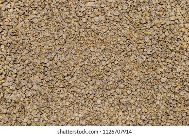 Poultry feed for chicken. Texture. Background