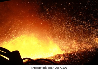 Industrial Blasting Images, Stock Photos & Vectors
