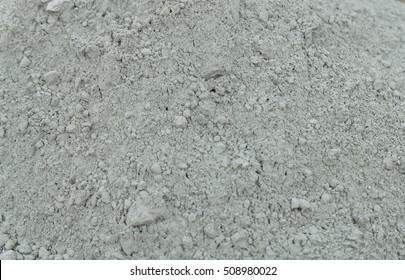 Powder concrete