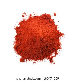 Powdered dried red pepper