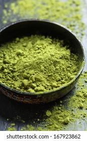 Powdered Green Tea, Matcha Tea