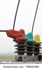 Power equipment outdoors