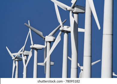 Power Generating Wind Turbines / Windmills