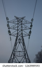 Power line and its elements