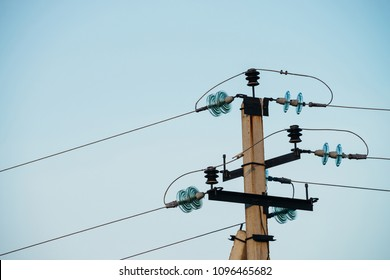 Overhead Power Line Images, Stock Photos & Vectors ... on