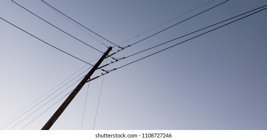 Power Lines in the Sky