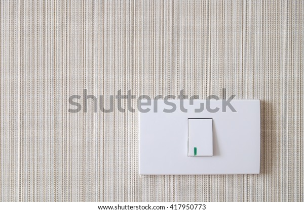 Power On Off Switch Lamp On Stock Photo Edit Now 417950773